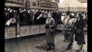 Queen Kings Lynn Mart 1953