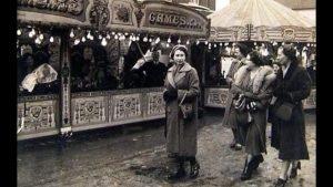 Queen Kings Lynn Mart 1953