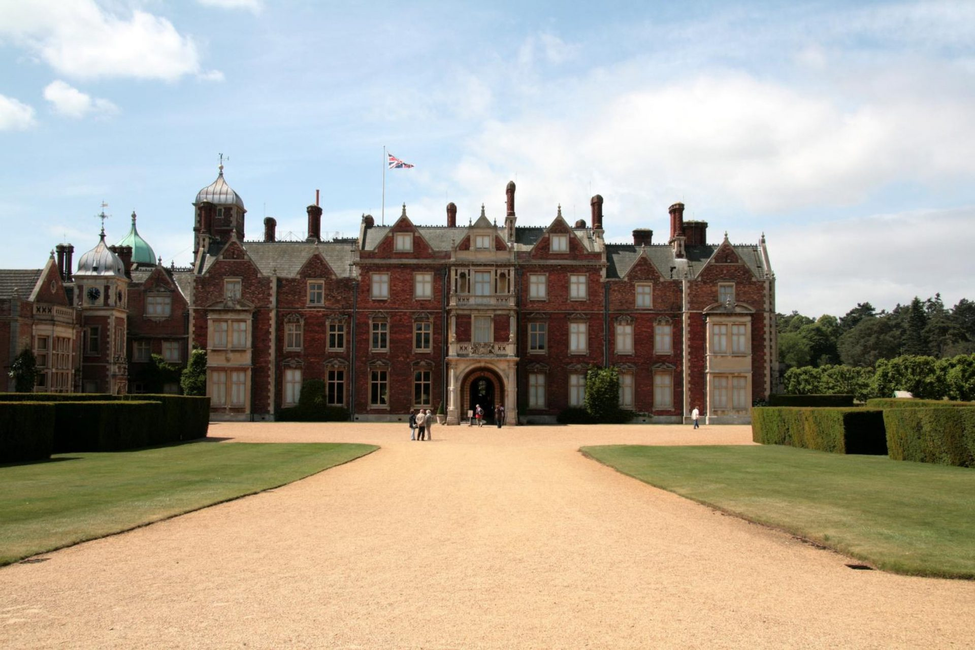 Sandringham Estate Norfolk