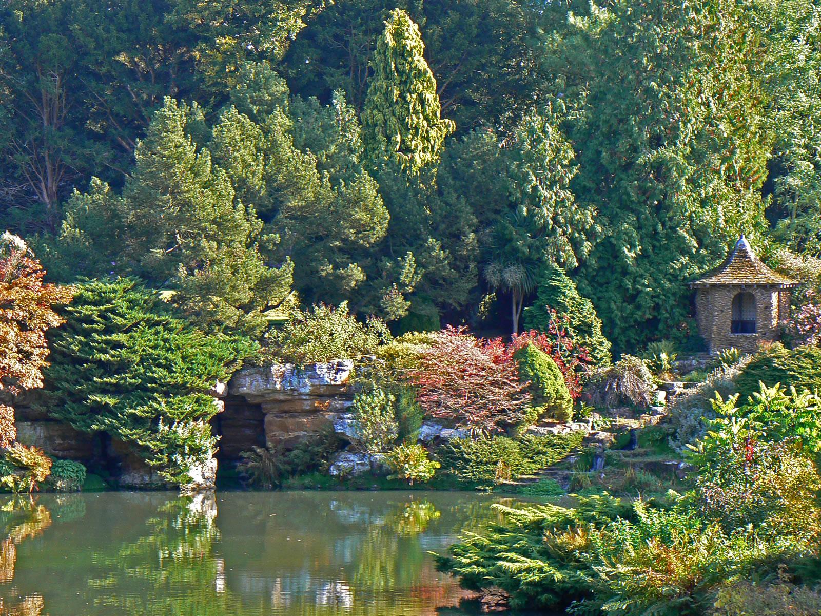 Sandringham Gardens Lake Norfolk