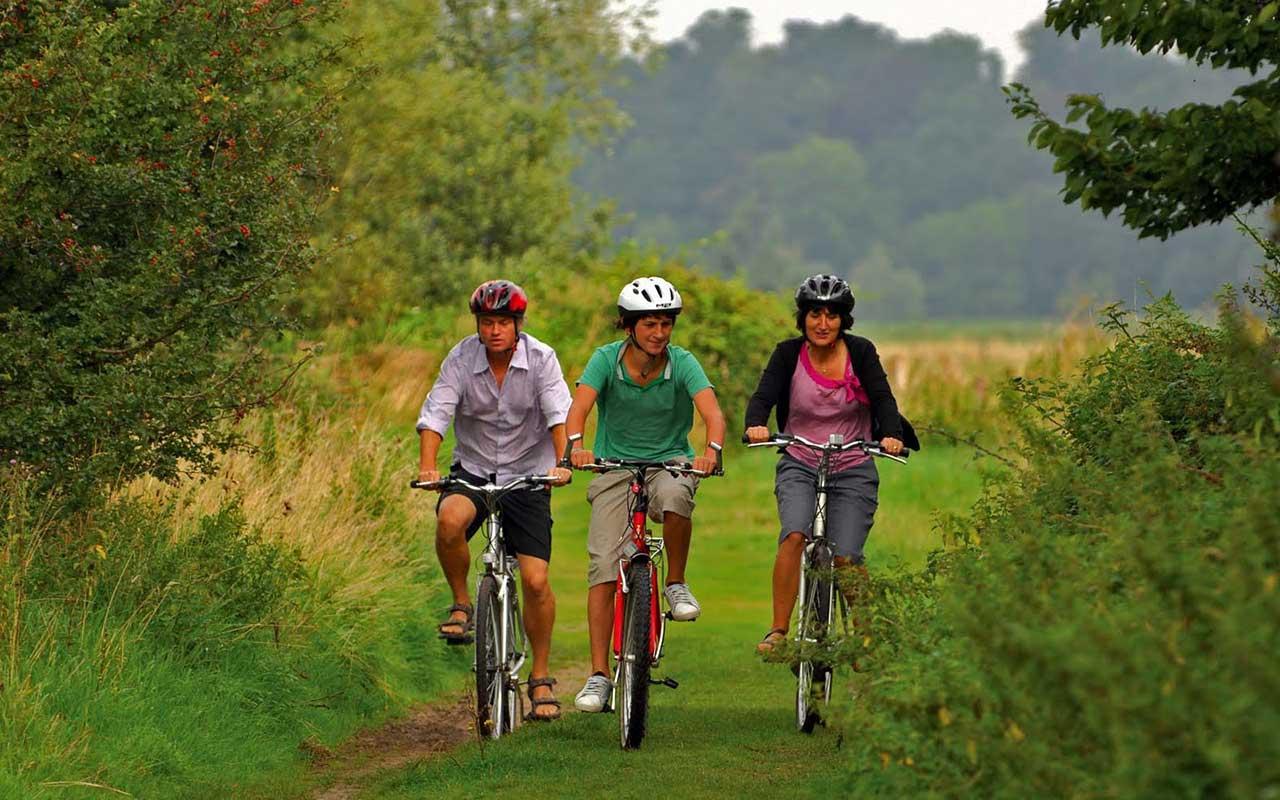 Norfolk Coast Cycling